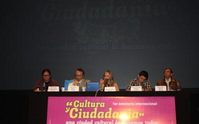 Cultura y Ciudadanía